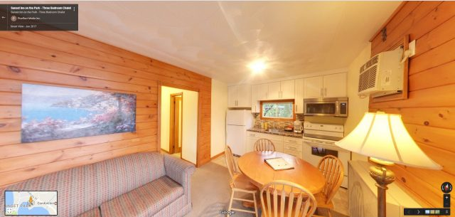 Three Bedroom Chalet